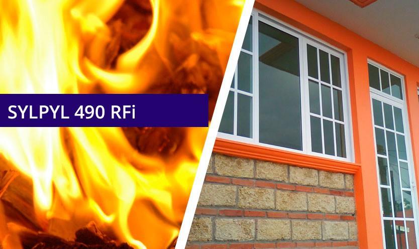 SYLPYL 490 RFI DECORFLAME RFI