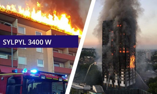 FIRESYL 3400 W