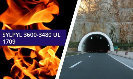 FIRESYL 3600/3480 UL 1709