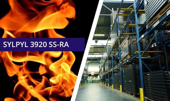 FIRESYL 3920 SS-RA