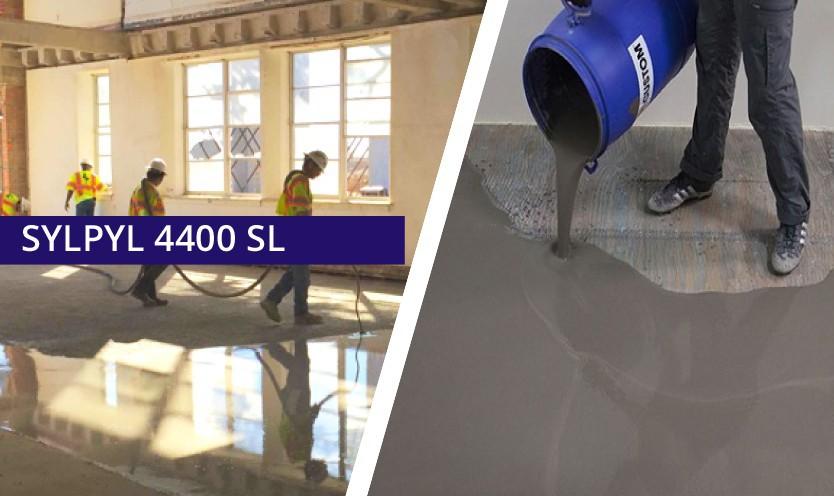 SYLPYL 4400 SL FIRMSYL